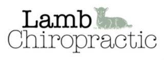 Lamb Chiropractic Logo